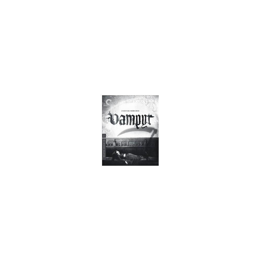 Vampyr (Blu-ray), Movies