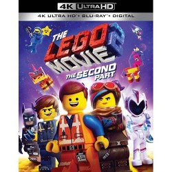 The Lego Movie 2: The Second Part (4K/UHD + Blu-Ray + Digital)