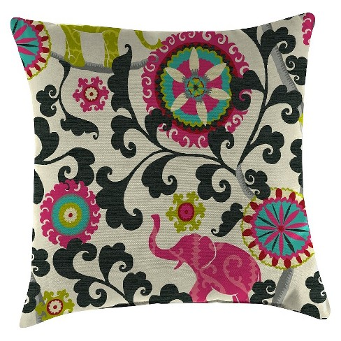 Jordan Set of Accessory Toss Pillows - Menagerie Spectrum - image 1 of 2