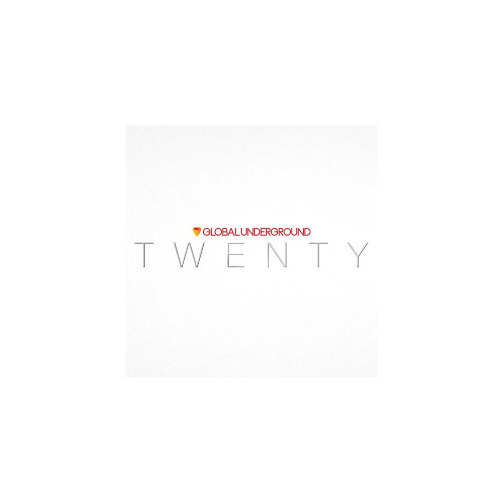 Global Underground - Global Underground:Twenty (Vinyl) Global Underground - Global Underground:Twenty (Vinyl)