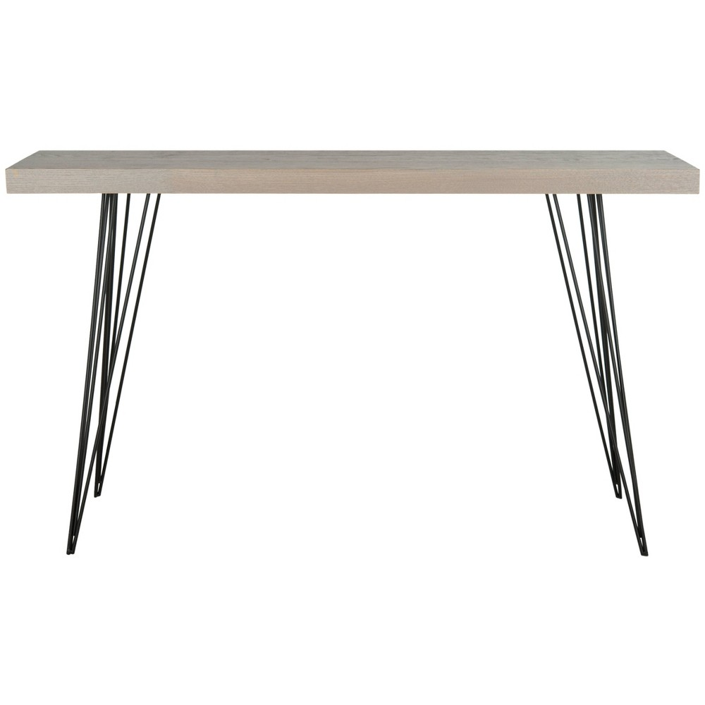 Wolcott Console Table - Gray - Safavieh