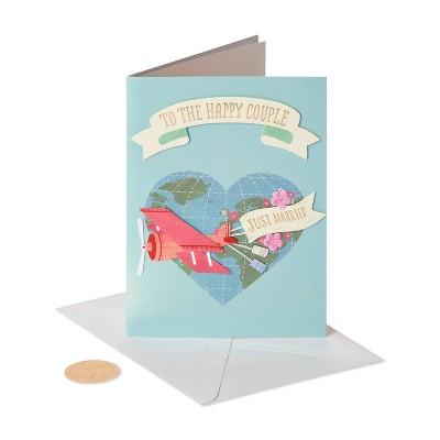 Wedding Greeting Card - PAPYRUS