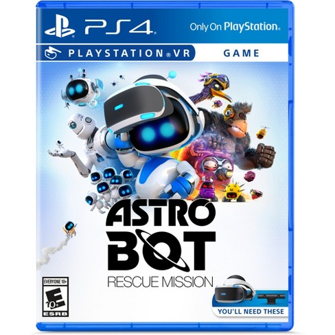 Astro Bot: Rescue Mission - PlayStation VR - image 1 of 6