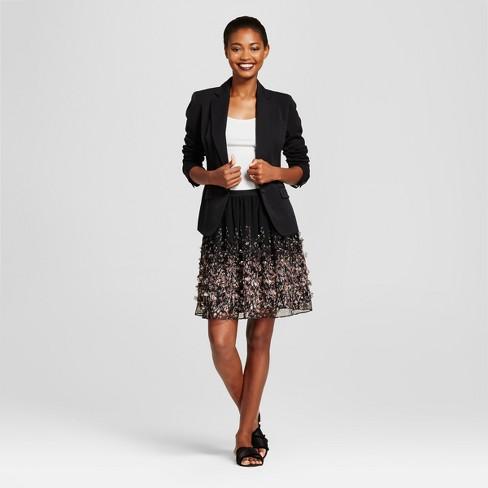 55ce2fc32be Women s Bi-Stretch Twill Blazer - A New Day™. Shop all A New Day