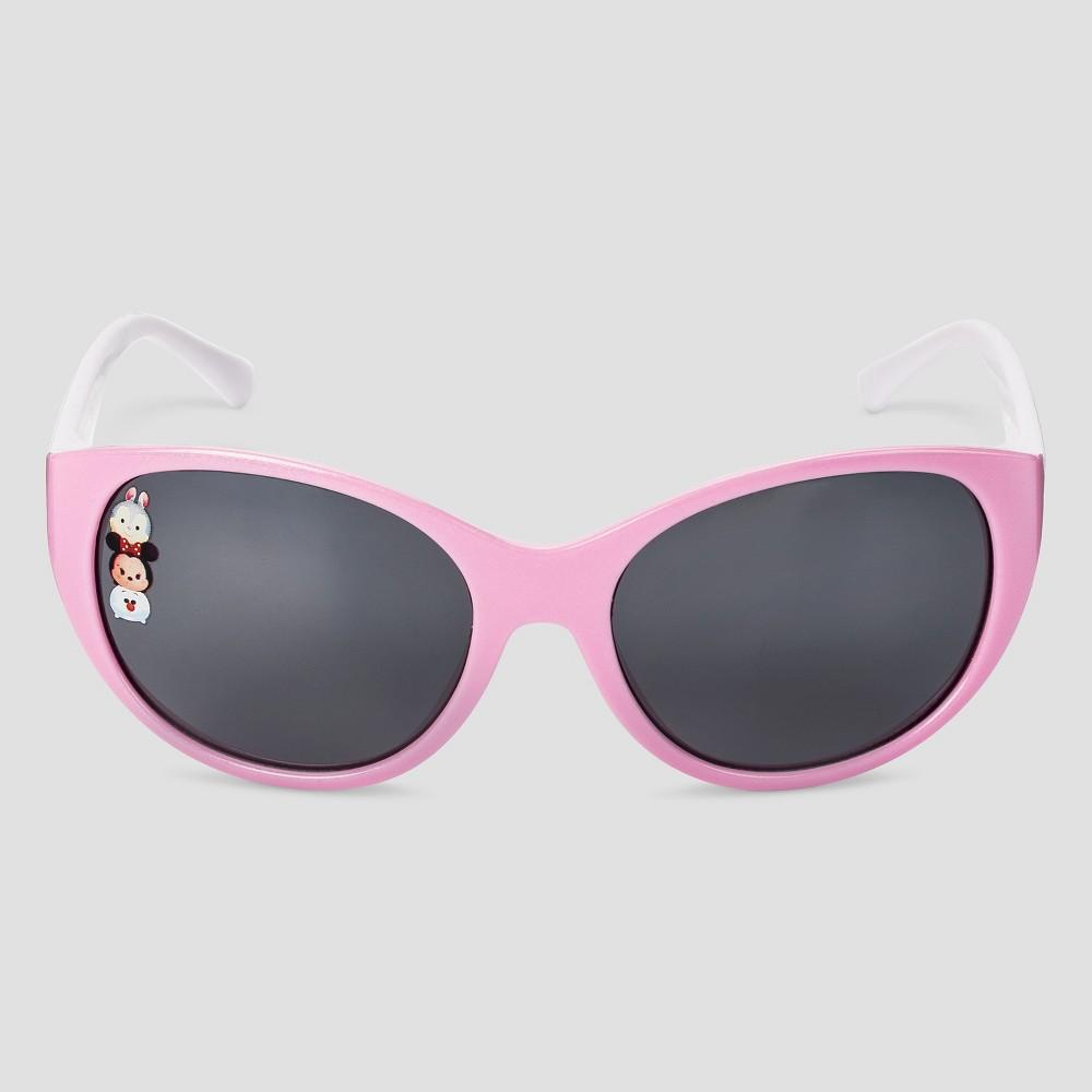 Girls' Disney Tsum Tsum Sunglass Set - Pink