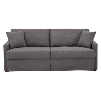 Boston Sofa Dark Grey   Lifestyle Solutions