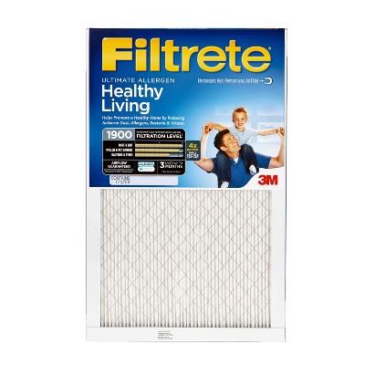 Filtrete™ Ultimate Allergen 16x20x1, Air Filter