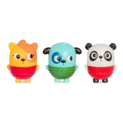 Land of B. Bath Squirts Squish & Splash - Panda, Dog, Cat