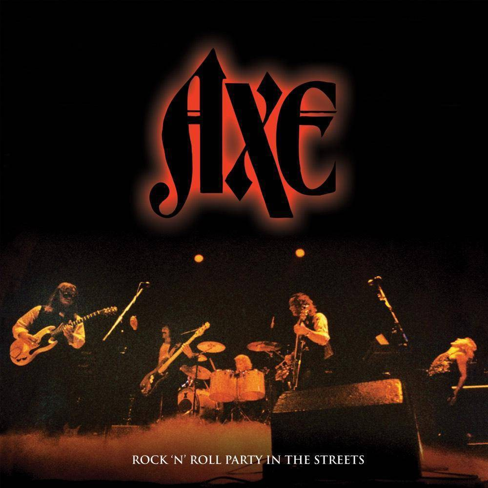Axe Rock N Roll Party In The Streets Vinyl