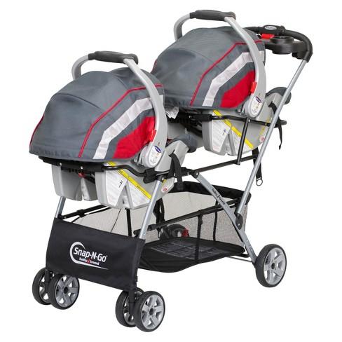 Baby Trend Snap N Go Double Universal Stroller Target