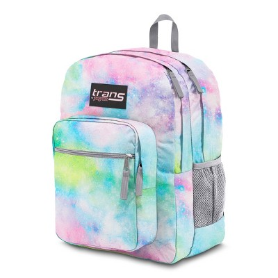 """Trans by JanSport 17"""" Supermax Backpack - Fizzy Pop"""