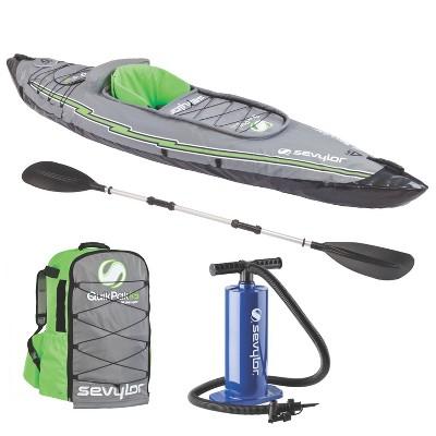 Sevylor Quikpak K5 One-Person Kayak