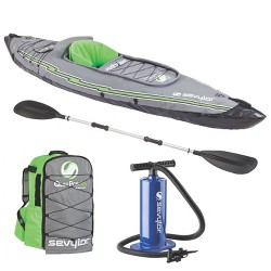 Sevylor Quikpak K5 One-Person Kayak