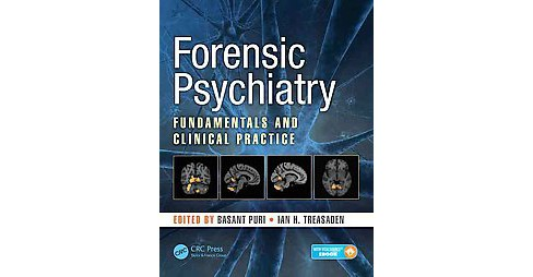 Forensic Psychiatry : Fundamentals and Clinical Practice -  (Hardcover) - image 1 of 1