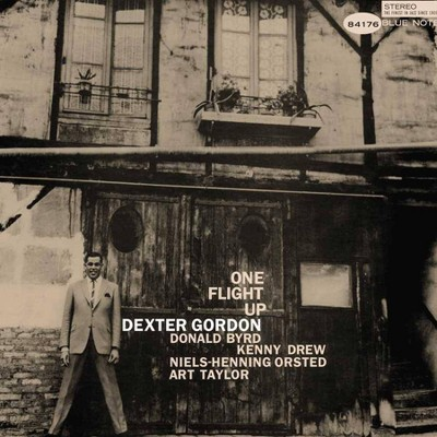 Dexter Gordon - One Flight Up (Blue Note Tone  Poet Series LP) (Vinyl)