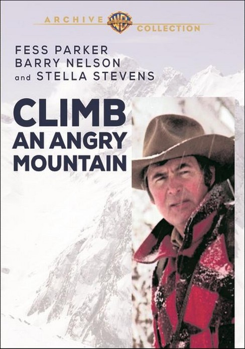 Climb and angry mountain (DVD) - image 1 of 1
