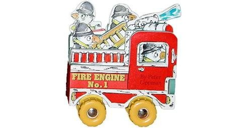 Fire Engine No. 1 (Hardcover) (Peter Lippman) - image 1 of 1