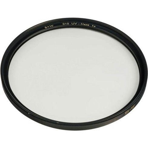 B + W 72mm UV (Ultra Violet) Haze Glass Filter #010 - image 1 of 1