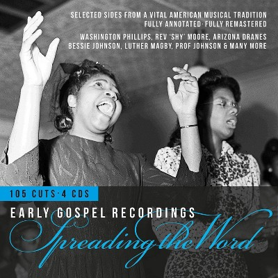 Various - Spreading The Word: Early Gospel Recordings (CD)