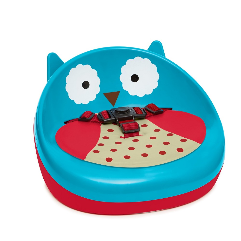 Skip Hop Owl Zoo Booster Seat - Blue