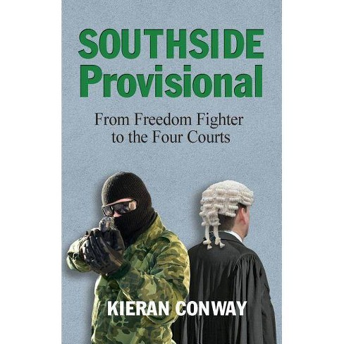 Southside Provisional - by  Kieran Conway (Paperback) - image 1 of 1