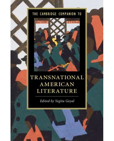 Cambridge Companion to Transnational American Literature (Paperback) - image 1 of 1