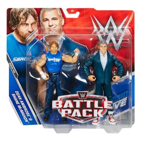 WWE Dean Ambrose and Shane McMahon Action Figure 2pk - image 1 of 2