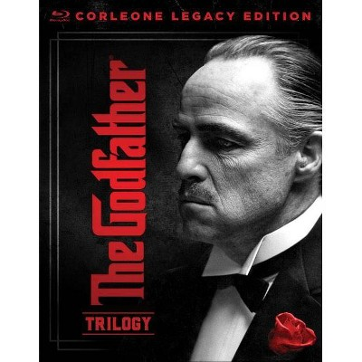 The Godfather Collection (Blu-ray)