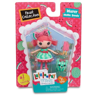 Mini Lalaloopsy Doll  Water Mellie Seeds : Target