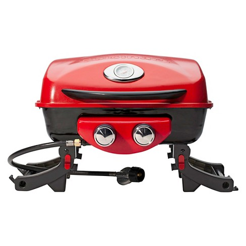 Cuisinart® Dual Blaze Two Burner Gas Grill Model CGG-522 - Red - image 1 of 9
