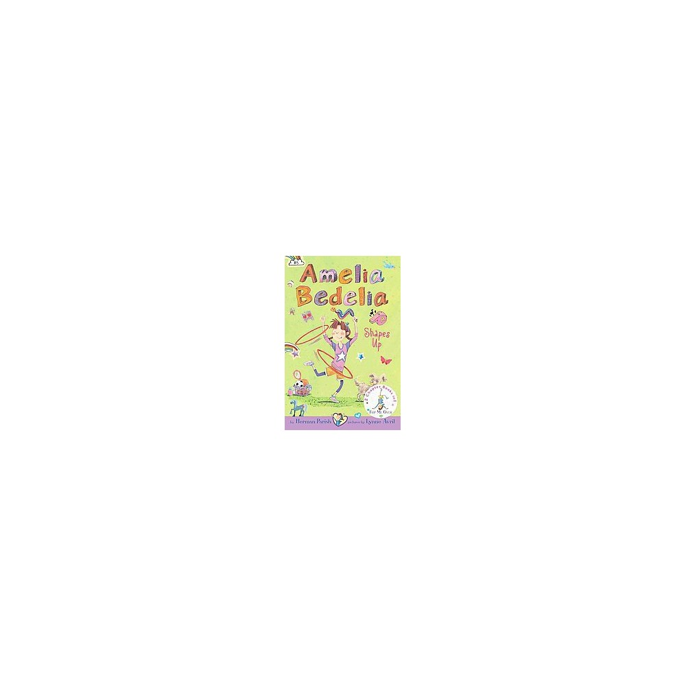 Amelia Bedelia Shapes Up / Amelia Bedelia Cleans Up (Hardcover) (Herman Parish)