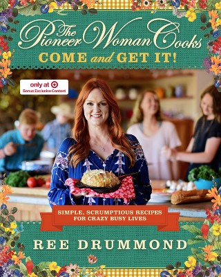The Pioneer Woman Cooks (Target Exclusive Edition)(Hardcover)(Ree Drummond)