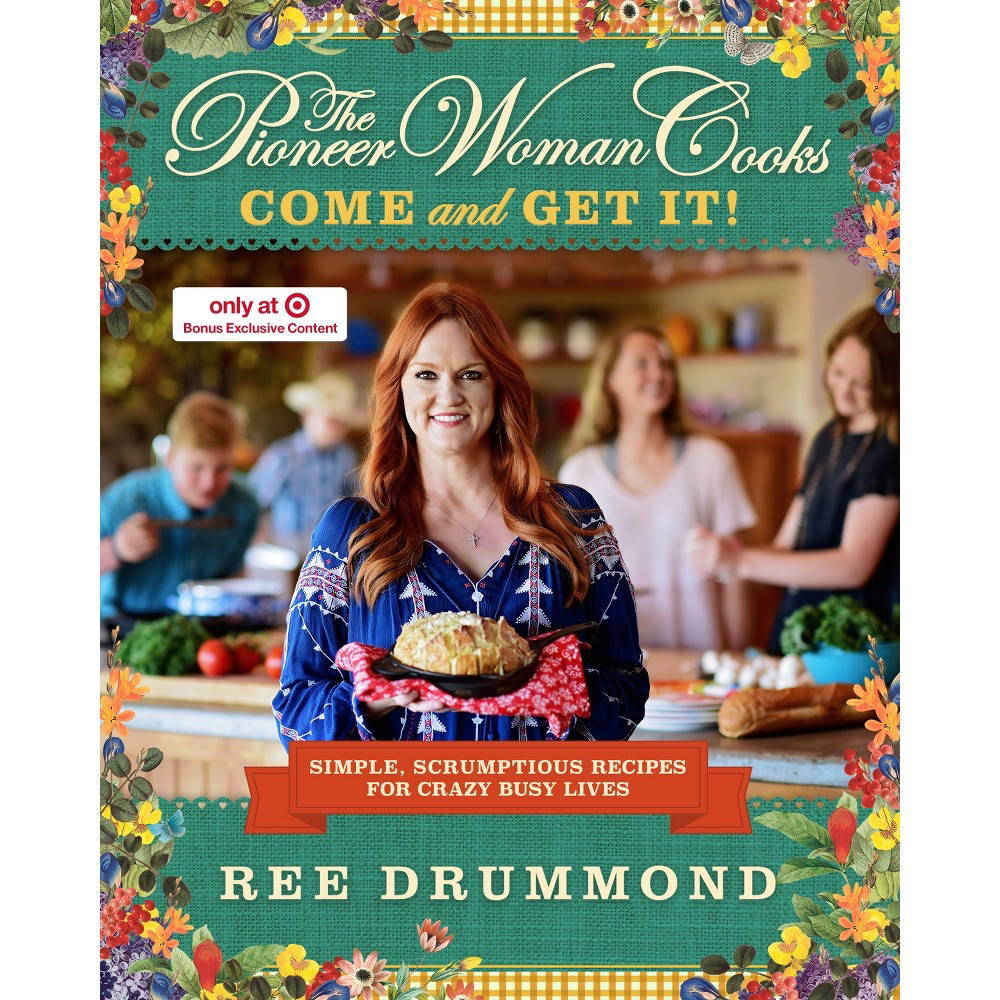 The Pioneer Woman Cooks (Target Exclusive Edition) (Hardcover) (Ree Drummond)