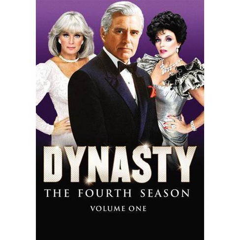 Dynasty: The Fourth Season, Volume 1 (DVD) - image 1 of 1