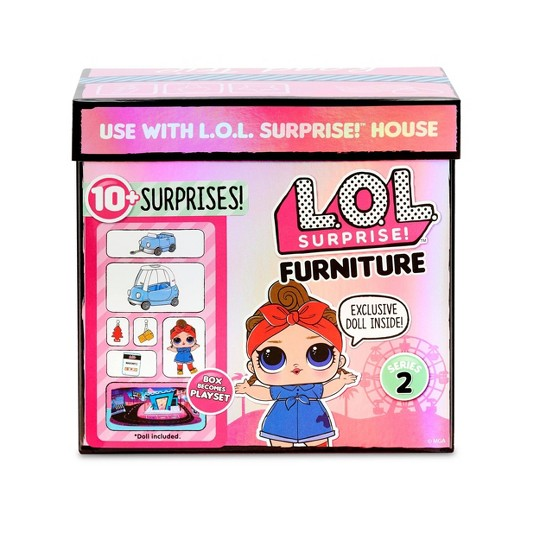 L.O.L. Surprise! Furniture Road Trip with Can Do Baby & 10+ Surprises image number null