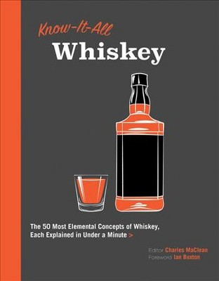 Know It All Whiskey The 50 Most Elemental Concepts Of Whiskey
