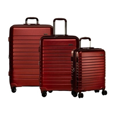 "Elle Uptown Expandable 3 Piece Spinner Luggage Set (20"",25"",29"")"
