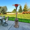 Deluxe Patio Heater Stainless Steel - Dyna-Glo - image 2 of 4