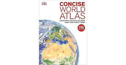 Concise World Atlas (Hardcover) - image 1 of 1
