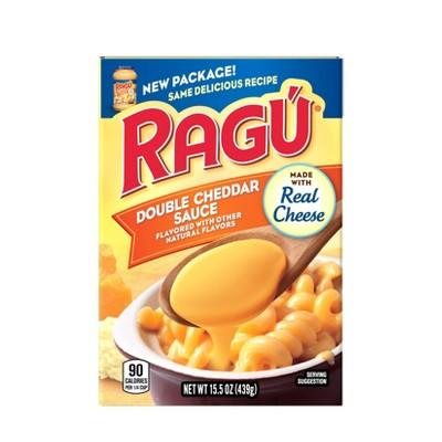 Ragu Double Cheddar Cheese Carton - 15.5oz