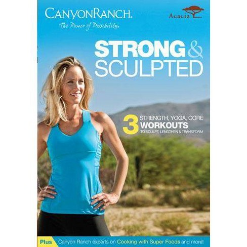 Strong & Sculpted (DVD) - image 1 of 1