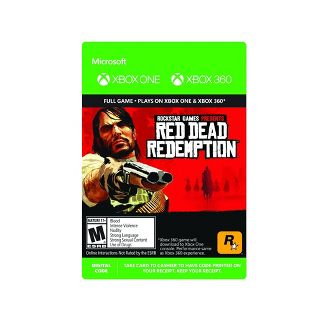 Red Dead Redemption - Xbox One (Digital)