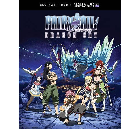 Fairy Tail:Dragon Cry Movie (Blu-ray) - image 1 of 1