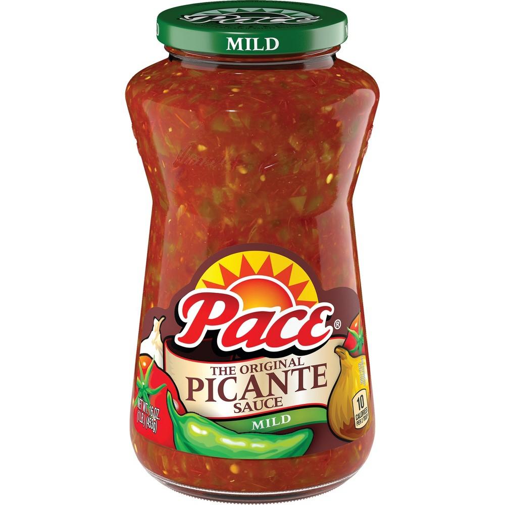 Pace Mild Picante Sauce 16 oz