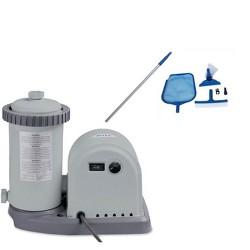 Intex 1500 GPH Easy Set Pool Pump Filter Cartridge With ...