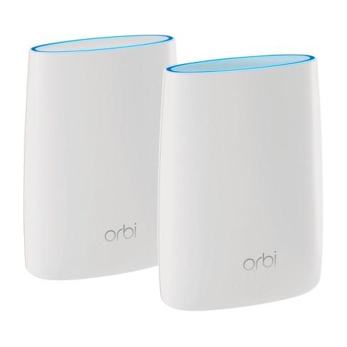 NETGEAR Orbi High-performance AC3000 Tri-band WiFi System (RBK50) - image 1 of 4