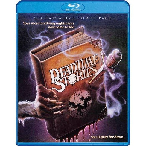 Deadtime Stories (Blu-ray) - image 1 of 1