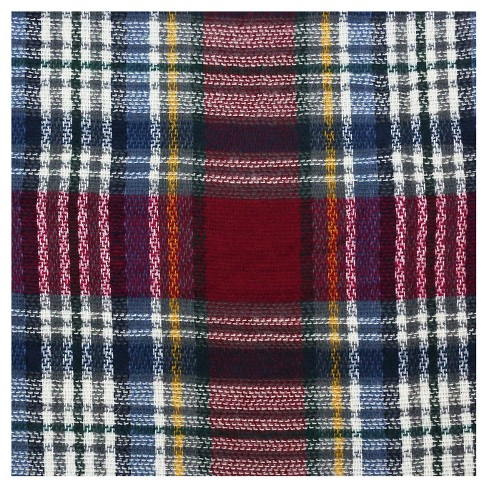 a2c344f627d65 Women's Sylvia Alexander Plaid Scarf - Maroon. Shop all Sylvia Alexander.  This item has 0 photos submitted from guests just like you!