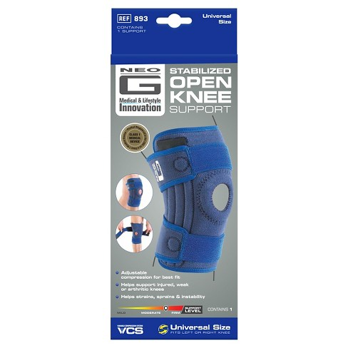 f0487a8310 Neo G Stabilized Open Knee Support - One Size : Target