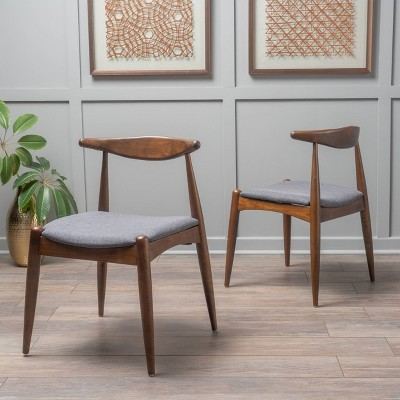 Set Of 2 Francie Dining Chairs - Christopher Knight Home : Target